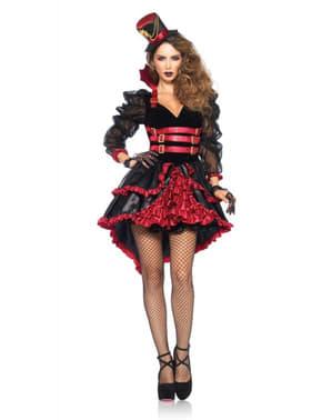 Viktoriansk Vampyr Kostyme Dame