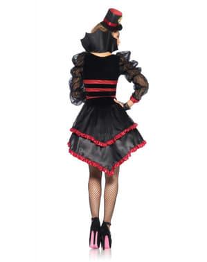 Woman's Victorian Vampiress Costume
