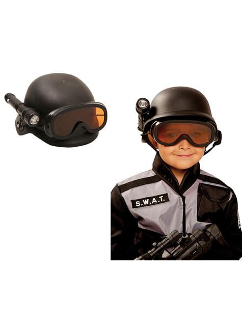 Dětská přilba SWAT