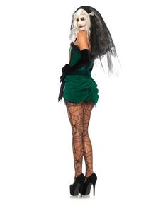 Disfraz de novia de Frankenstein sexy para mujer