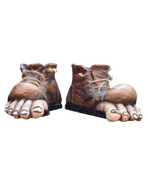 Hjemløs-støvler