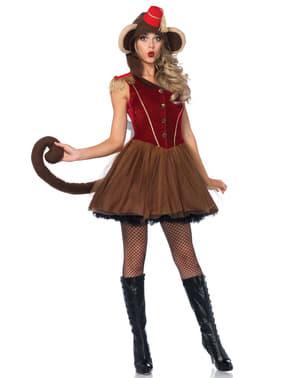 Aufziehpuppen Kostüm für Damen