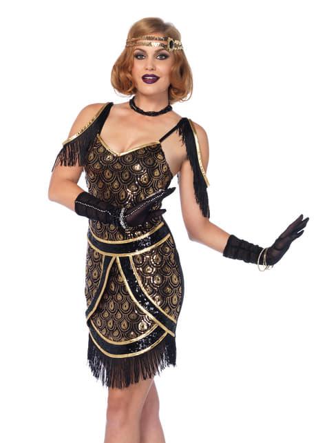 Woman's Breath-taking Cabaret Costume