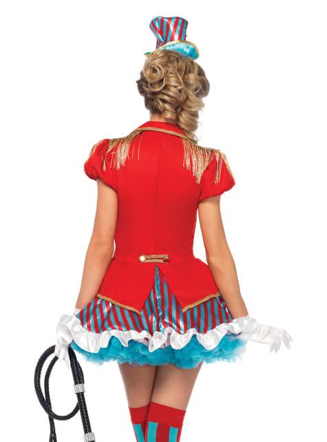 Disfraz de domadora de circo deslumbrante para mujer - mujer