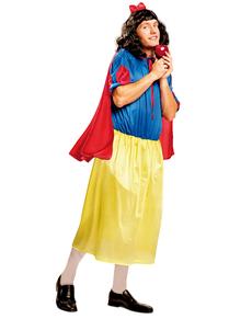 Kostuum prinses vann de appel voor mannen