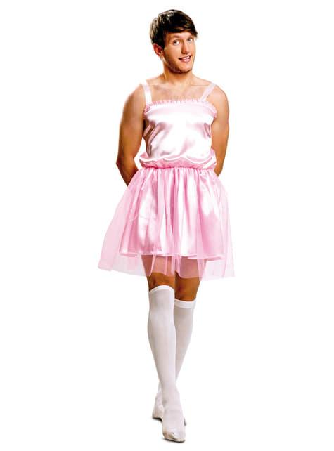 Disfraz de bailarina para hombre