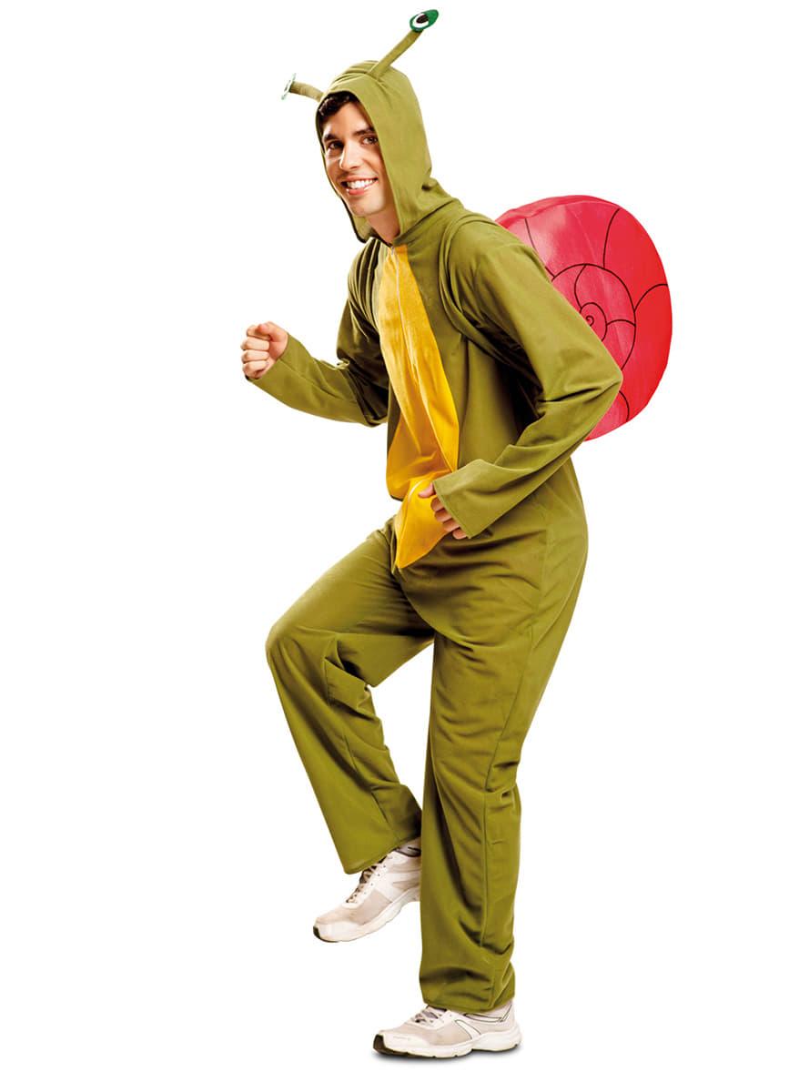 Adult S Happy Snail Costume