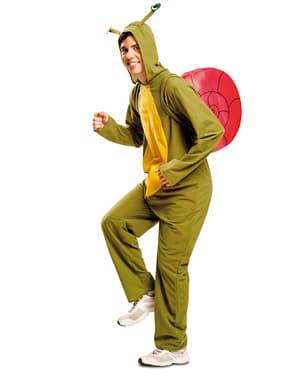 Kostým pre dospelých slimák