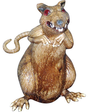 Ratto decorativo