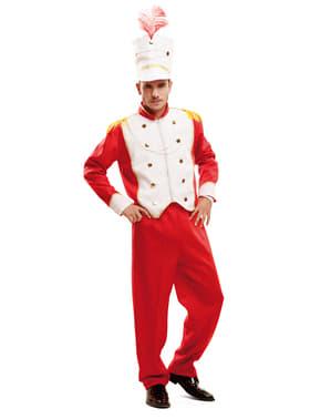 Majorette kostume til mænd