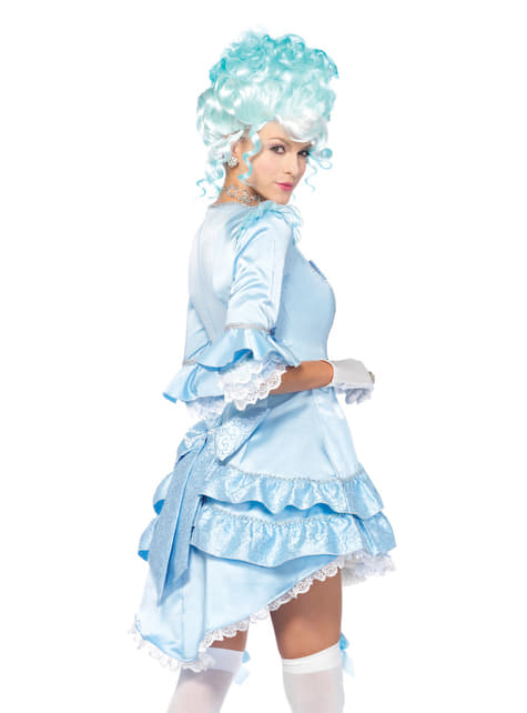 Marie Antoinette periode kostuum