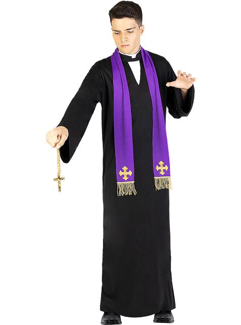 Disfraz de El Exorcista Padre Karras