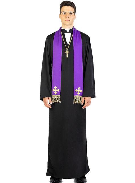 Disfraz El Exorcista Padre Karras