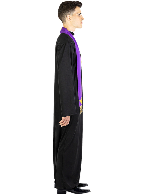 The Exorcist Father Karras Costume
