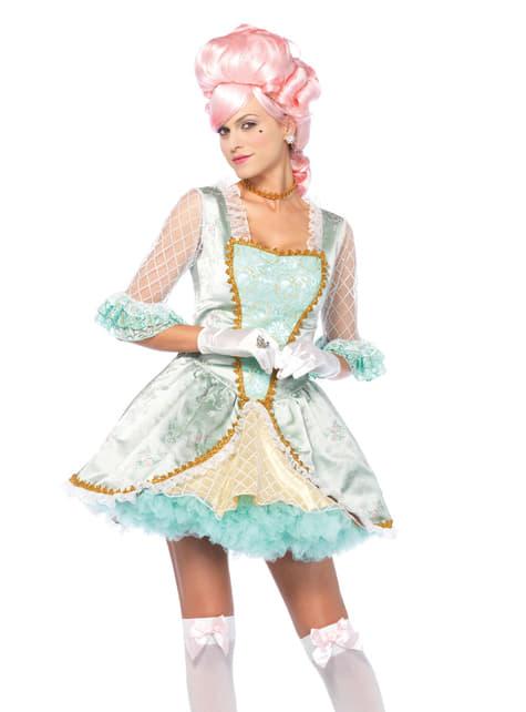 Disfraz de duquesa deluxe sexy para mujer