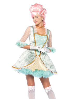 Dámský kostým sexy vévodkyně deluxe