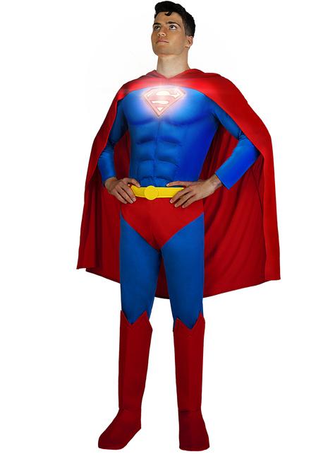 Strój Superman Lights On!