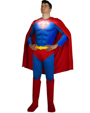 Superman Lys! Kostume