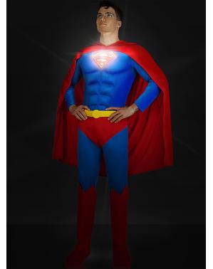 Costum Superman Lights On!
