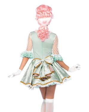 Marie Antoinette kostuum voor vrouwen