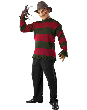Jérsei de Freddy Krueger Pesadelo em Elm Street