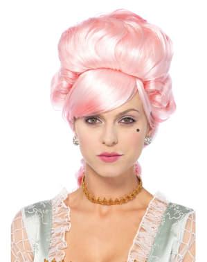 Parrucca da duchessa francese per donna