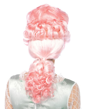 Французький жіночий перуку