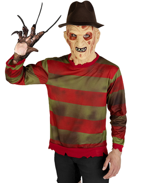 Freddy Krueger Trøje - A Nightmare on Elm Street