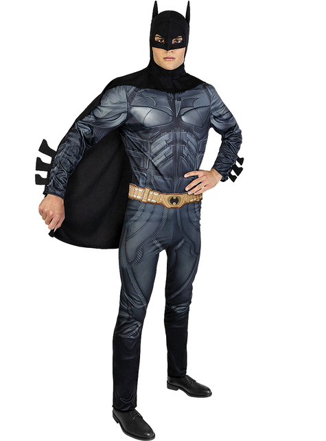 Disfraz Batman - El Caballero Oscuro