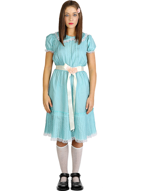 Disfraz de niña El Resplandor para mujer