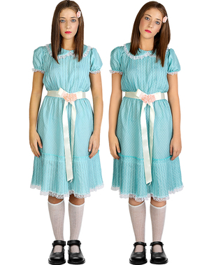 """Макси костюм на момиче от """"Сиянието"""""""