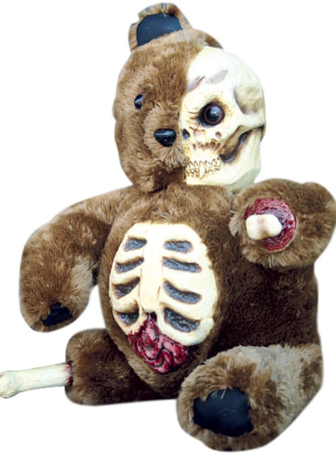 Halloween Teddybjørn