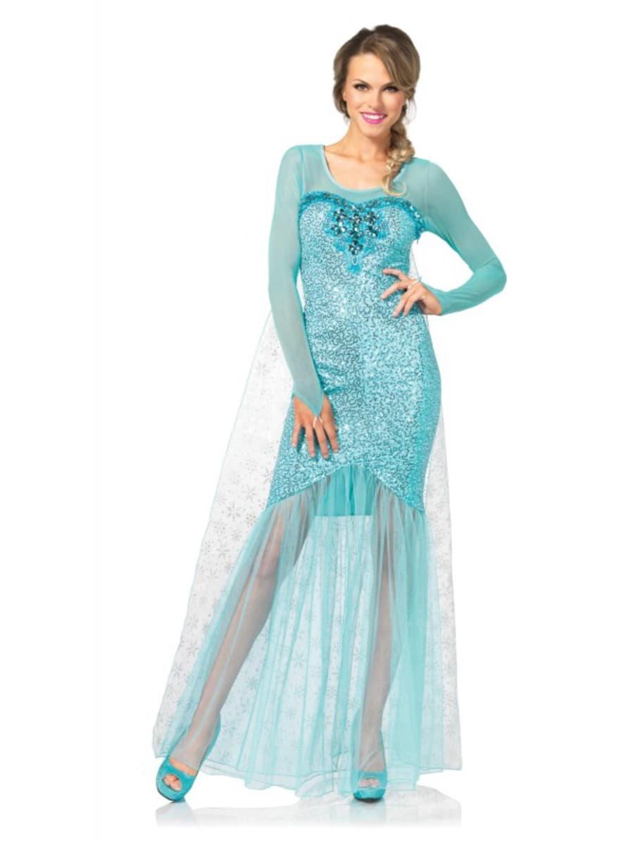 Disfraces de Frozen Mujer: vestidos de Elsa y Anna | Funidelia