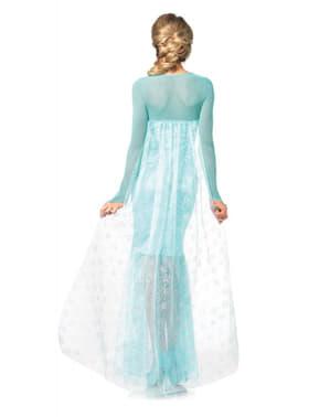 Disfraz de princesa del hielo para mujer