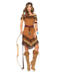 Disfraces De Indio Para Toda La Familia Jau Funidelia - Disfraz-india-americana