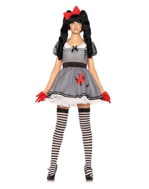 Costum de marionetă fermecătoare pentru femeie