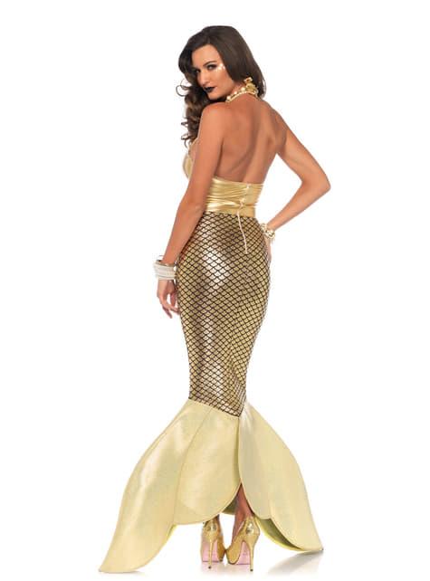 Disfraz de sirena elegante para mujer - mujer
