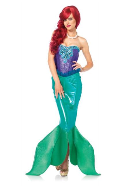 Elegant Mermaid Costume for Women