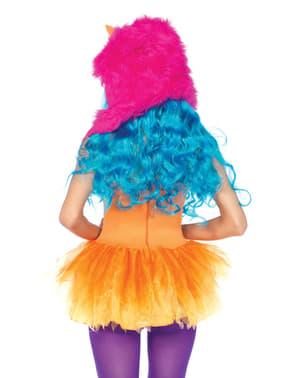 Monsterlijk kostuum voor vrouw