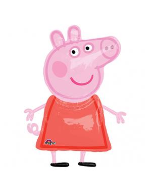 Palloncino a forma di Peppa Pig (1,20 cm)