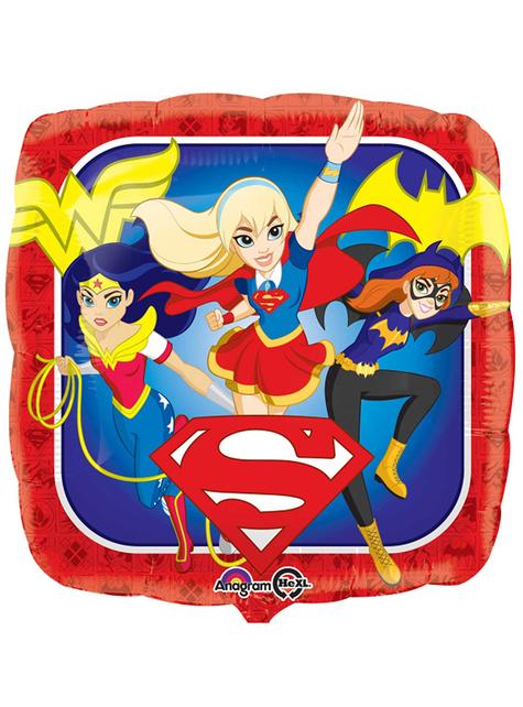 DC Super Hero Girls Balloon (43 cm)