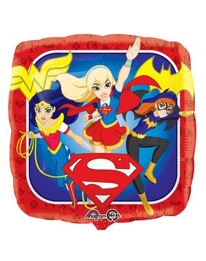 DC Super Hero Jenter Ballong (43 cm)