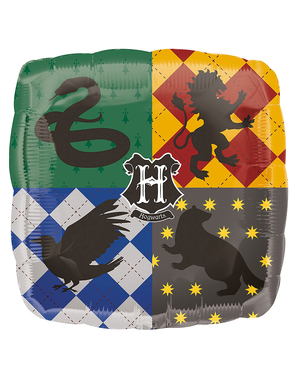 Ballong Harry Potter Hogwarts hemmen (40 cm)