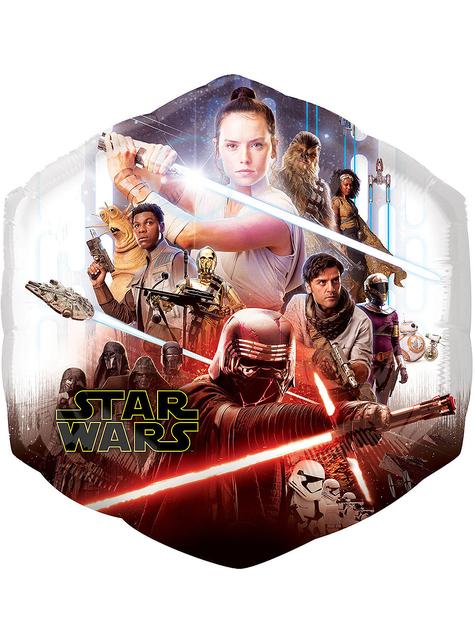 Globo de Star Wars Episodio IX El ascenso de Skywalker