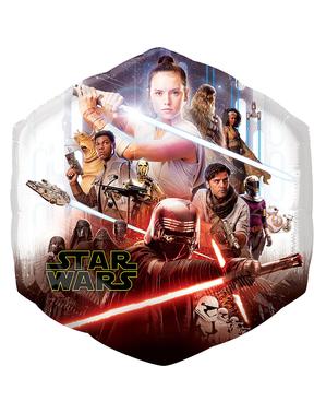 Balão de Star Wars Episódio IX A Ascensão de Skywalker