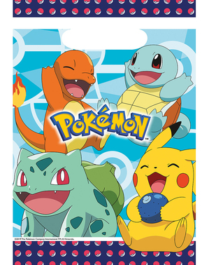 8 Pokémon Juhlakassia