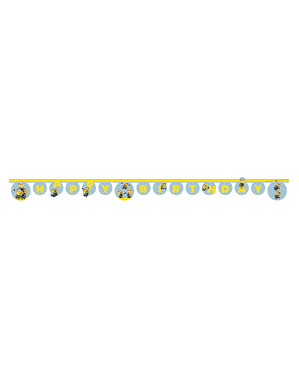 "Minions ""Happy Birthday"" Garland - Lovely Minions"