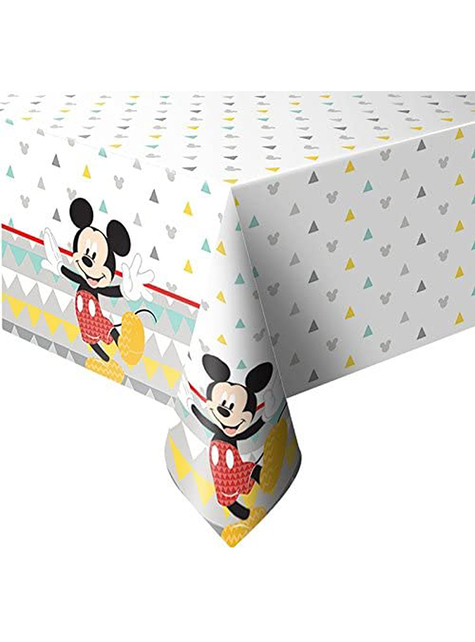 Mantel de Mickey Mouse - Mickey Awesome