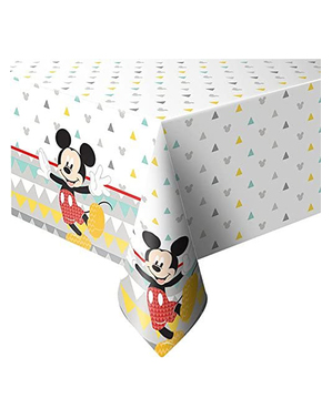 Mickey Mouse Table Cover - Mickey Awesome