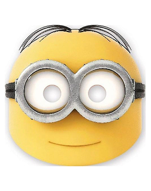 6 Minions Masker - Lovely Minions